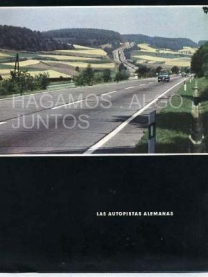 las autopistas alemanas